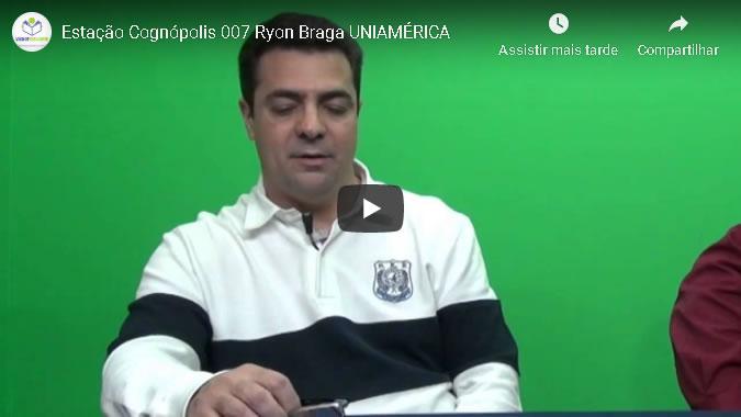 Estação Cognópolis 007 Ryon Braga UNIAMÉRICA