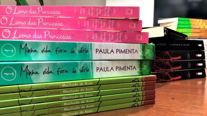 Hotéis Viale Doam Livros À Biblioteca Do Mitre