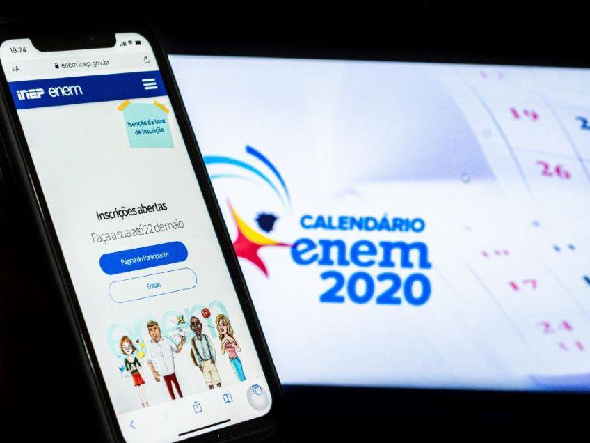 Provas do Enem 2020 serão aplicadas em janeiro e fevereiro de 2021