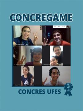Estudantes da Ufes são premiados em Congresso Brasileiro de Concreto